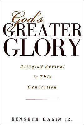 God's Greater Glory Christian Book Review Listings