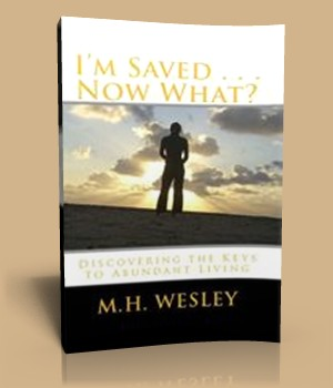 I'm Saved Now What? By Margaret H. Wesley