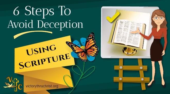 Avoid Deceit