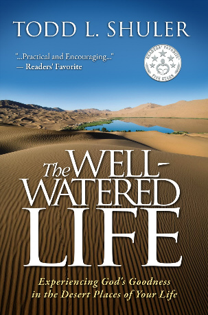 Christian Book Promotion Listings: Well Watered Life