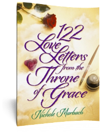 122 Love Letters From The Throne Of God
