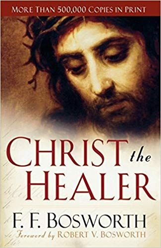 Christian Book Review Listings: Christ The Healer