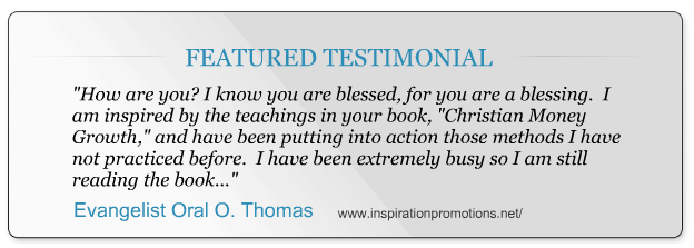 Financial Breakthrough featured testimonial