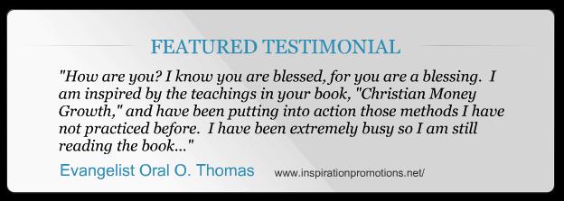 Financial Breakthrough featured testimonial