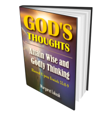 God's Thoughts Bible Study By Margaret Lukasik