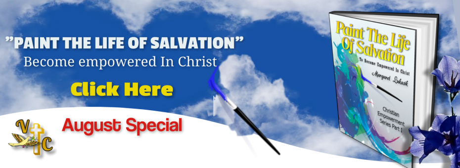 Paint The Life Of Salvation