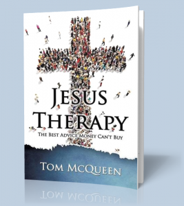 Jesus Therapy by Tom McQueen
