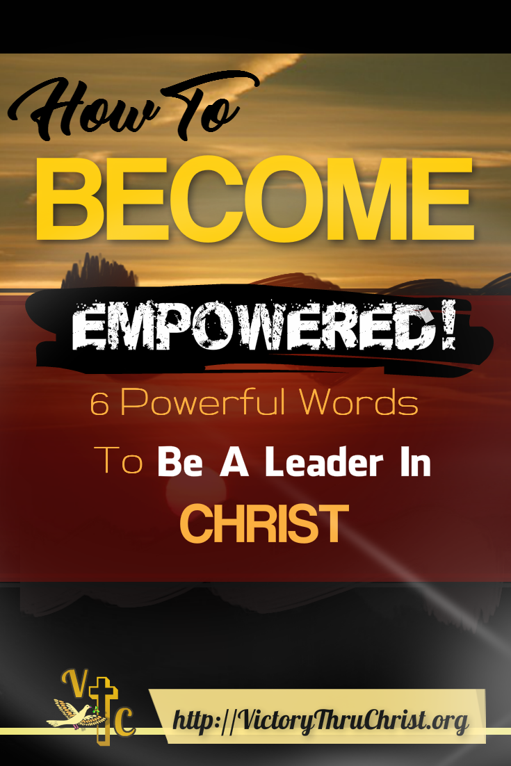 6 Powerful Words