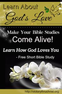 God's Love Affirmations