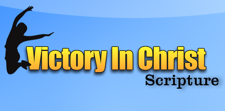 Victory In Christ Bible Verses