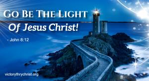 The Light Of Jesus Christ