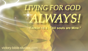 Read more about the article Living For God