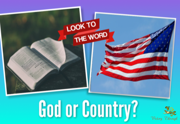 Commit To God and Country?