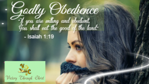 Is There A Reward For Christian Obedience?