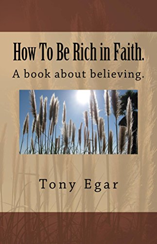 Christian Book Promotion Listings: How To Be Rich In Faith