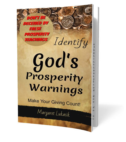 Financial Freedom Package Bonus God's Prosperity Message and Warnings