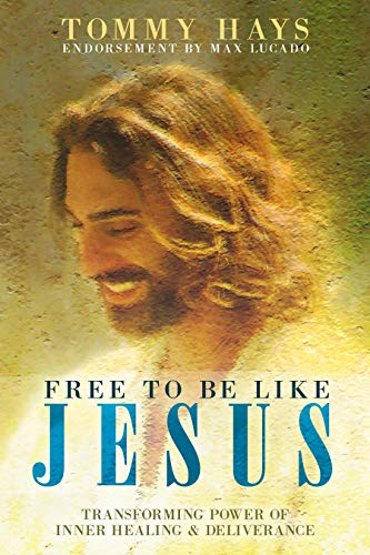 Free To Be Like Jesus Cover