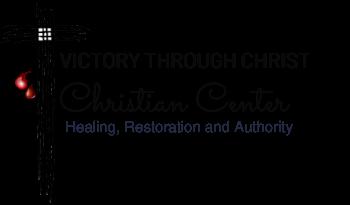 Victory Through Christ Logo