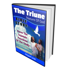 The Triune Nature Of God eBible Study.